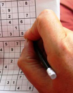 Sudoku - (c) Andrea Tammaschke/123rf.com